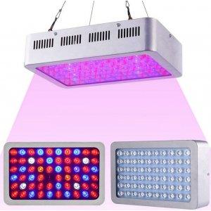 PROFI LED GROW panel pre všetky rastliny so zabudovaným samochladiacim systémom, 95W, 230V, ružová
