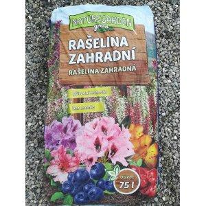 Rašelina záhradná NATUREGARDEN 75l
