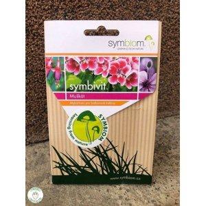 Symbivit - Mykorhízne huby pre balkónové kvety 150g
