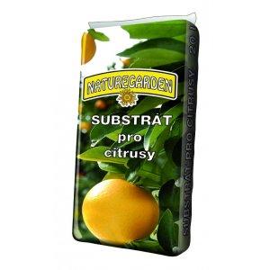 Substrát pre citrusy 20L