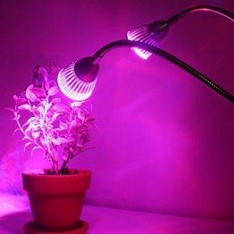 LED GROW lampy pre rastliny