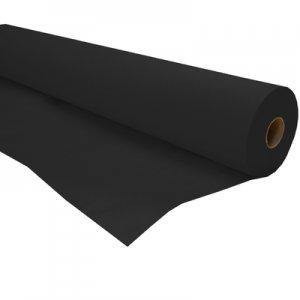 Netkaná textília - čierna (1,6 m x 100m, 45g)