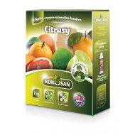 Citrusy – sypké organicko-minerálne hnojivo z rohoviny