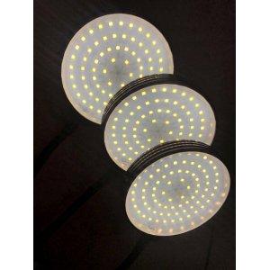 PROFI LED GROW trojramenná lampa na všetky rastliny so zabudovaným časovačom a stmievačom, 15W - SUNLIGHT