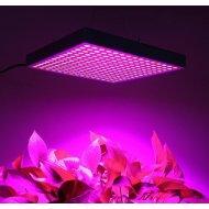 PROFI LED GROW panel pre všetky rastliny, 45W, 230V, ružová