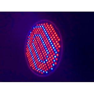8 W - BASIC LED GROW žiarovka na všetky rastliny, E27, SMD 2835, fialová